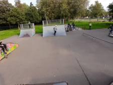 Zwijndrechtse jeugd kiest massaal voor nieuw skatepark