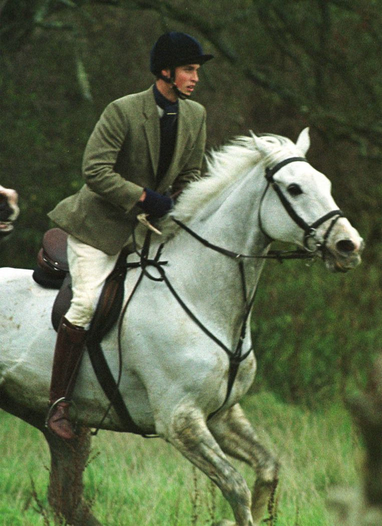 Welgeteld één dag voor William een campagne zou lanceren tegen de illegale jacht op wilde dieren, werd de prins zélf gefotografeerd tijdens een jachtpartij op herten en zwijnen in Spanje.