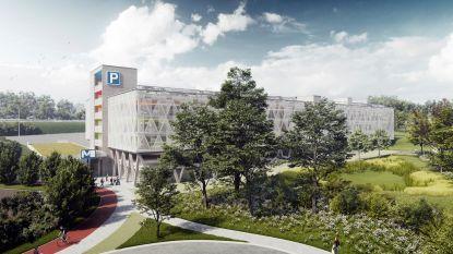 Bouw van eerste park&ride-parking gestart
