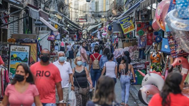 """Frankrijk schort alle vluchten van en naar Brazilië """"tot nader order"""" op"""