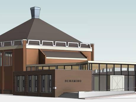 Verbouwing godshuis Maasdijk na fusie in volle gang