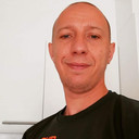 Sébastien Caty (36), de papa van Talya.