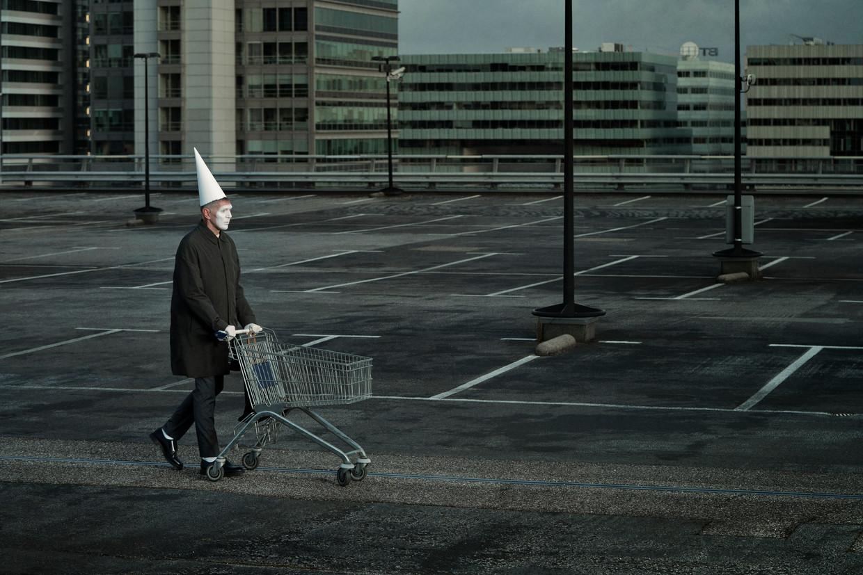 Erwin Olaf op AntwerpPhoto. Beeld Erwin Olaf