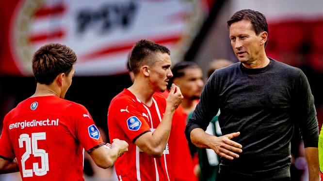 PSV probeert een geheel te blijven na alle wisselkritiek, Schmidt moet onvrede en binnenbrandjes zien te voorkomen