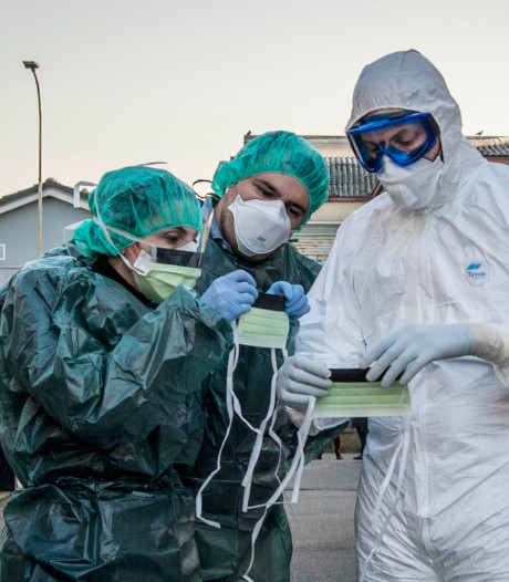 70% de ces donneurs de plasma italiens étaient positifs au coronavirus