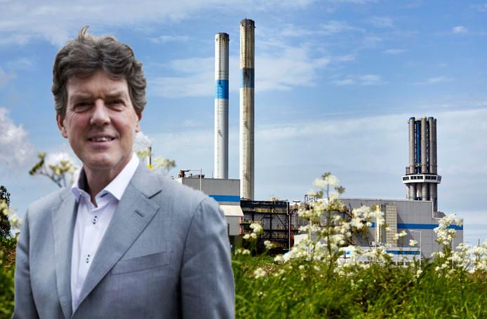 De Rotterdamse wethouder Arjan van Gils (D66) sluit niet uit naar de rechter de stappen om de provincie Zuid-Holland te houden aan de financiële verplichtingen ten aanzien van het Warmtebedrijf Rotterdam.