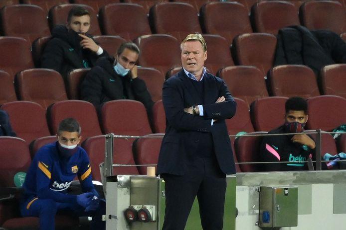 Ronald Koeman zag zijn ploeg eenvoudig winnen van Ferencváros.