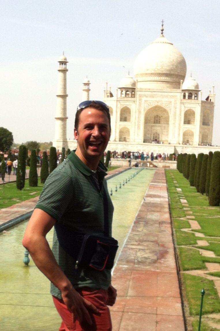 Trekpleister, Taj Mahal, Bartjan Top 25-03-2013 Beeld null