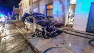 Auto brandt uit voor woning in Galmaarden: parket bevestigt brandstichting