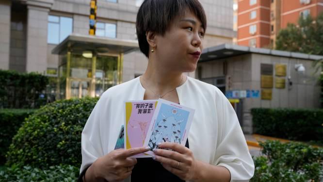 Ongetrouwde vrouw uit Peking strijdt voor recht om eicellen in te vriezen