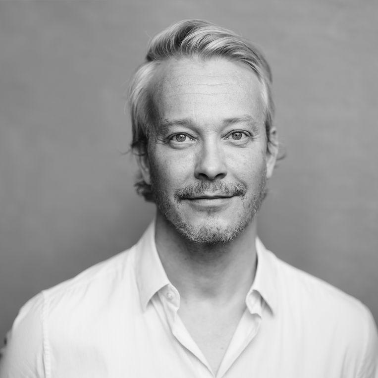 Claes Iversen foto: Frank Ruiter Beeld