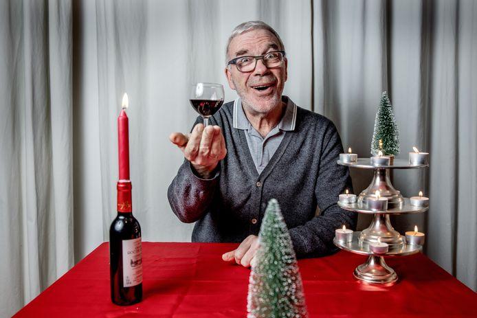 Harold Hamersma (62), wandelend vat vol wijnkennis, onder meer opgetekend in De Grote Hamersma.