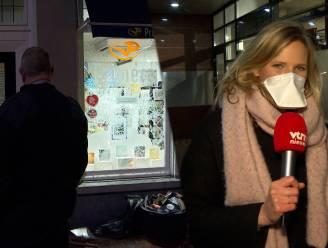 """Onze journaliste Julie Colpaert vanuit Den Bosch: """"Winkels volledig vernield en leeggeroofd, vrouw in tranen"""""""