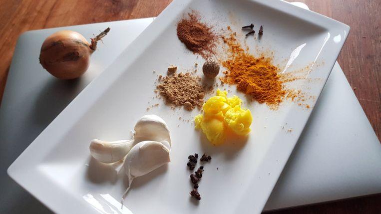 Ethiopische boter Beeld Marie Louise Schipper