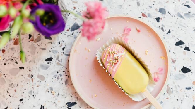 Roze hotspot MOOY opent tweede zaak met milkshakes, cupcakes en 'cakesicles'