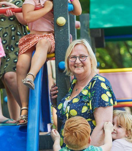 Wie juffrouw Els (62) zegt, denkt aan de kleuters van basisschool De Polderhof in Oss