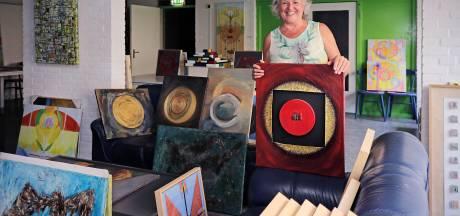 Annet Teunissen overleden: Nooit meer kunst uit de bakfiets