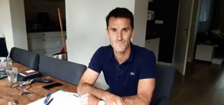 Oud-hockeyer Marcel Balkestein maakt examen aardrijkskunde havo: 'Mijn interesse lag nooit op dit vlak'