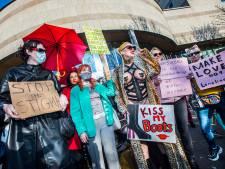 Gemist? Opnieuw vertraging peperduur cultuurpaleis Amare en sekswerkers protesteren in Den Haag