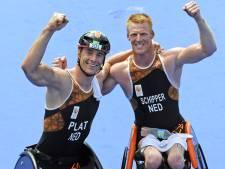 Paralympiërs gaan strijd aan met triatleten
