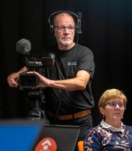 Oud-trucker Thijo maakt nu voor Theothorne TV videoreportages met passie
