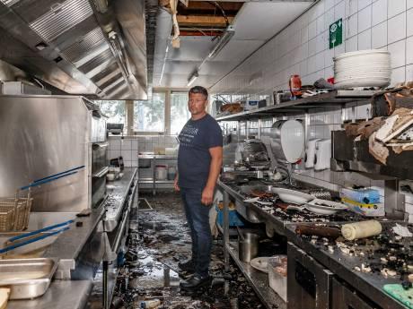 Peter was met gezin weg toen hij dramatisch telefoontje kreeg over brand in zijn Lichtmis: 'Het is verschrikkelijk'
