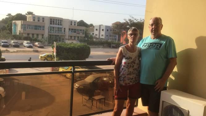 """Koppel uit Malle zit vast in Gambia: """"We worden van het kastje naar de muur gestuurd"""""""