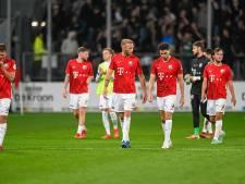 FC Utrecht wint in krankzinnig duel weer niet: 'We hadden gehoopt volwassener te zijn'