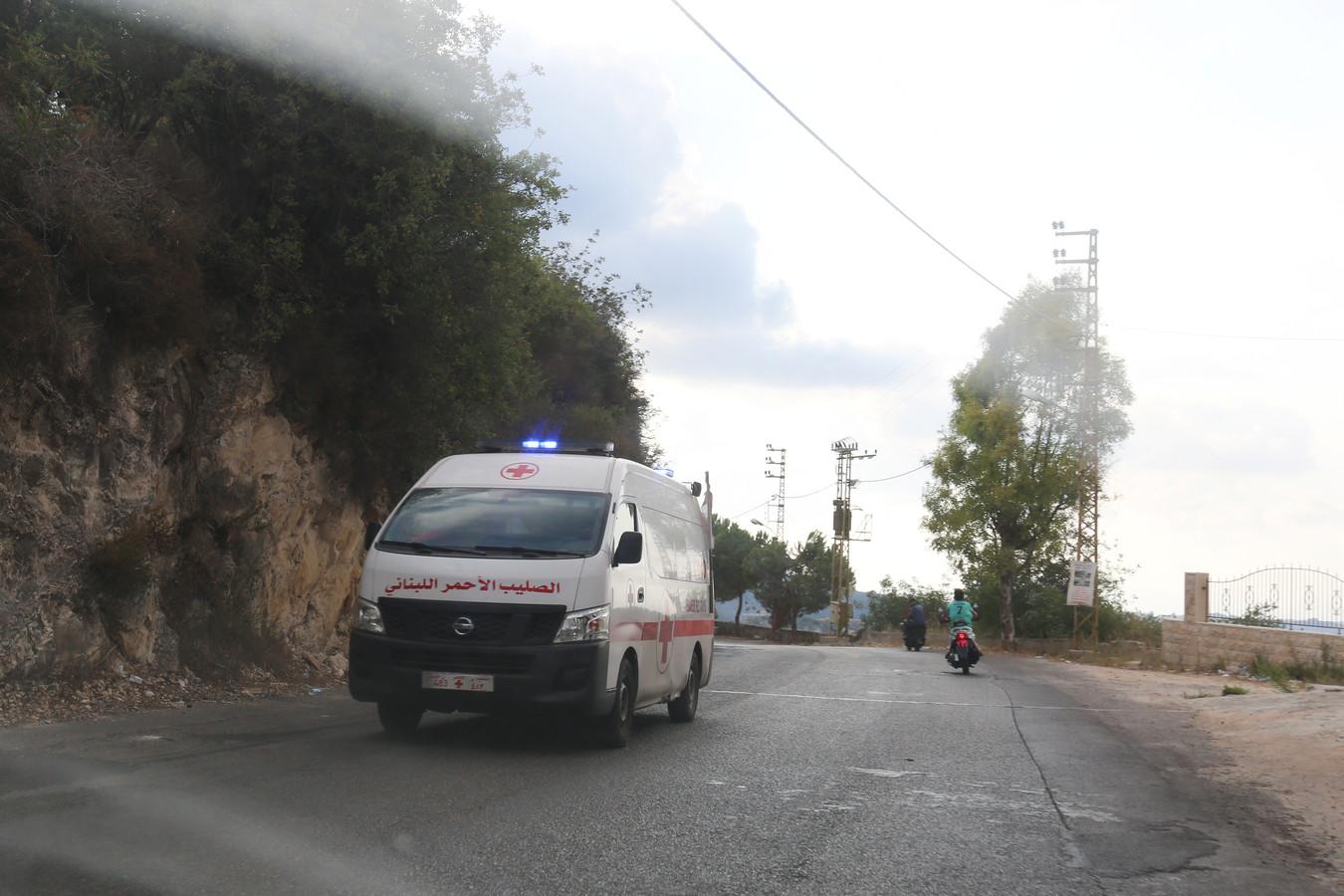 Libanon opnieuw opgeschrikt door explosie in wapendepot, verschillende gewonden.