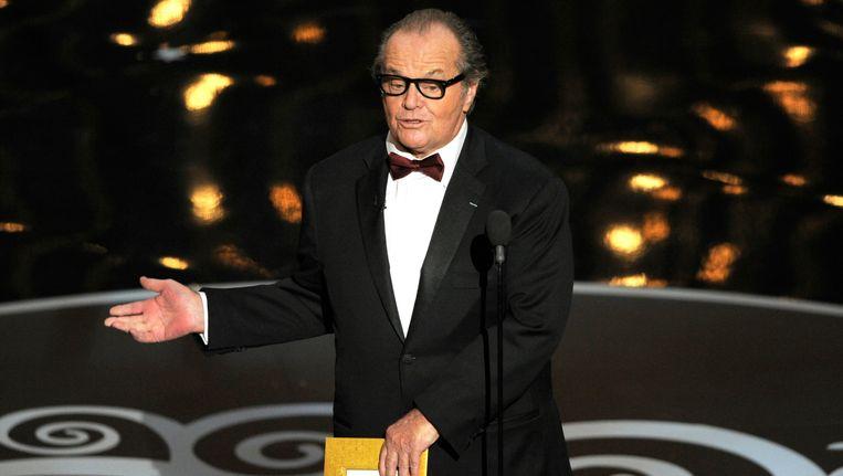 Jack Nicholson Beeld ap