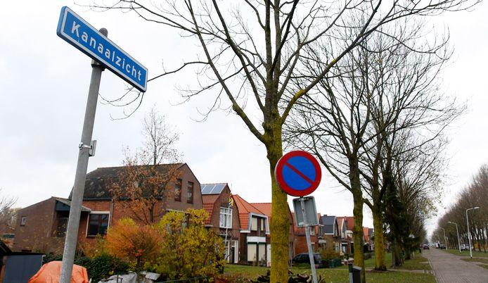 Een deel van de bewoners van Kanaalzicht in Sluiskil maakt bezwaar tegen de vergunning voor GSNED op het eiland.