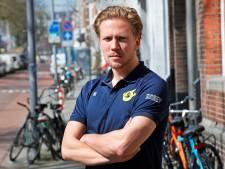 Waterpoloër Jelle Kleiss (SVH) had twee keer corona en knokt zich nu terug: 'Niet zomaar een virusje'