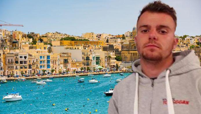 Titouan se souviendra longtemps de son week-end à Malte