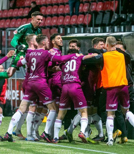 GA Eagles flikt 't! Deventer krijgt weer eredivisievoetbal