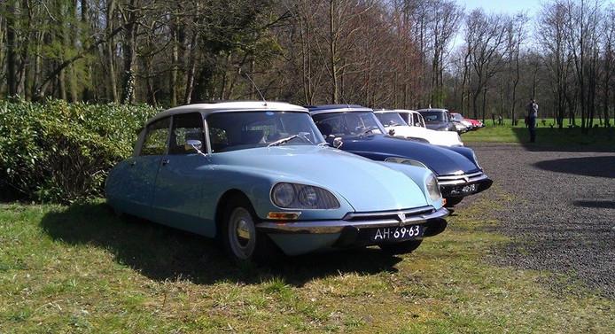 Citroën DS'en.
