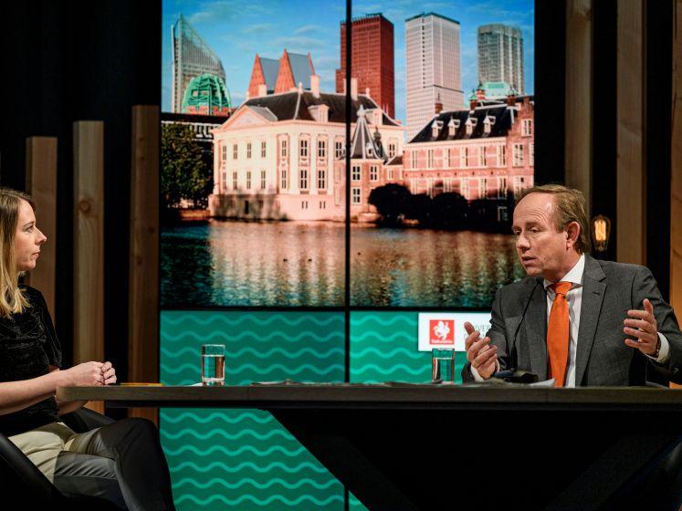 TERUGKIJKEN | Kees van der Staaij (SGP) in gesprek met Twente en de Achterhoek