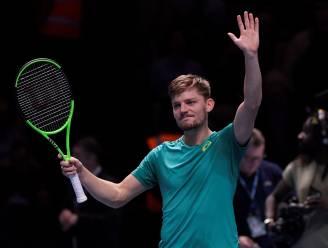 Belgische vlag wappert in Londen: Goffin rekent af met maatje Thiem en speelt morgen halve finale tegen Federer