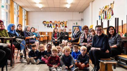 """Ouders en leerlingen basisschool Pius X ontbijten samen met volksverhalen: """"Pilootproject om ouderbetrokkenheid te vergroten"""""""