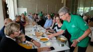 """Armoedevereniging De Schakel serveert voor tiende keer sobere maaltijd: """"Jubileum met een zwart randje"""""""
