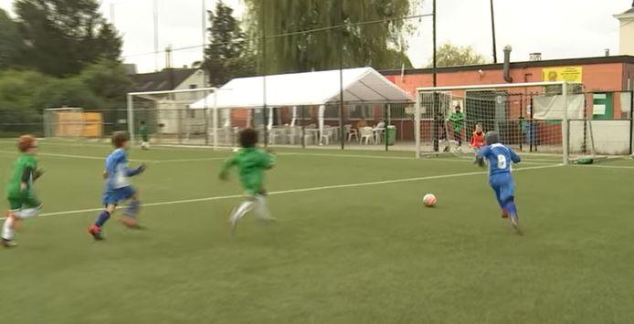 """Des matches d'entraînement et non """"amicaux"""" ont eu lieu à Ecaussinnes ce week-end."""