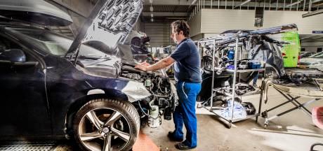 Autoreparaties straks peperduur door technische snufjes in hypermoderne auto's