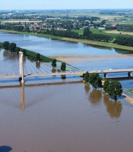 Nieuwsoverzicht | Extra inspecties bij dijken langs de Maas - Dodental België loopt op