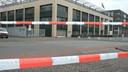Het huidige politiebureau op het Chasséveld in Breda.