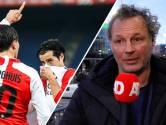 Mikos Gouka: 'Drie punten achterstand, Feyenoord tevreden'