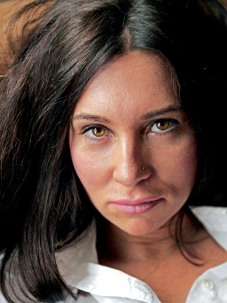 Lisa Taddeo: 'Vlak nadat Lina en haar minnaar seks hadden gehad op een magische plek bij de rivier, ging ik ernaartoe om de geuren en de geluiden van de omgeving waar te nemen.' Beeld