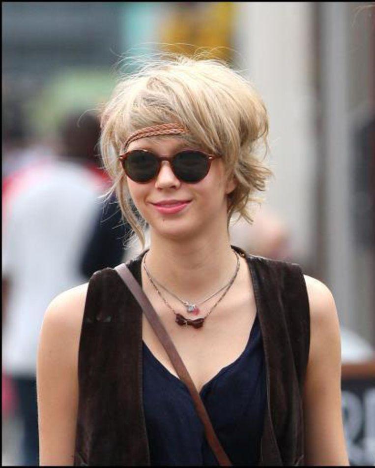 Ekaterina Ivanova, de Russische vriendin van Wood. Beeld UNKNOWN