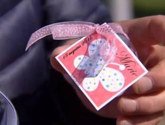 Massaal veel cadeautjes voor baby Marie in ziekenhuis