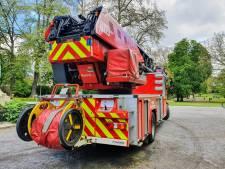Antwerpse brandweer krijgt 135 oproepen voor wateroverlast