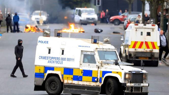 Spanningen in Noord-Ierland: bom ontdekt onder wagen van politieagente