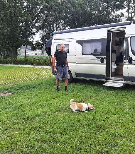 Toeristen weten nieuwe camperplaats in Apeldoorn (letterlijk) nog niet te vinden